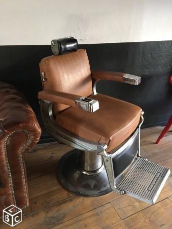 fauteuil barbier belmont - Fauteuil Barbier Belmont