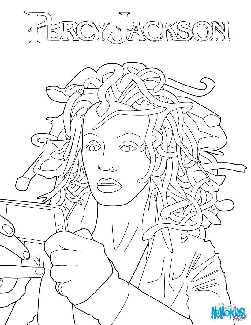 Percy Jackson 4 Er3 Source Jpg 820 1060 Coloring Pages Coloring Books Percy Jackson