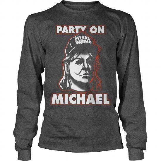 PARTY ON MICHAEL Tshirt