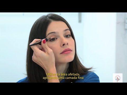 Instruções de uso Latanoprosta Fagron para cílios e sobrancelhas - YouTube