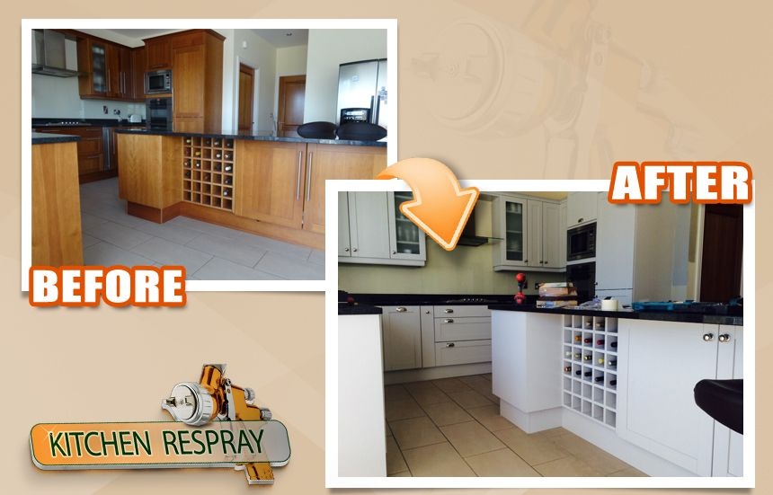 Vintage Looking Logo Kitchen Cabinet And Furniture Respraying New Average Cost To Replace Kitchen Cabinets Review