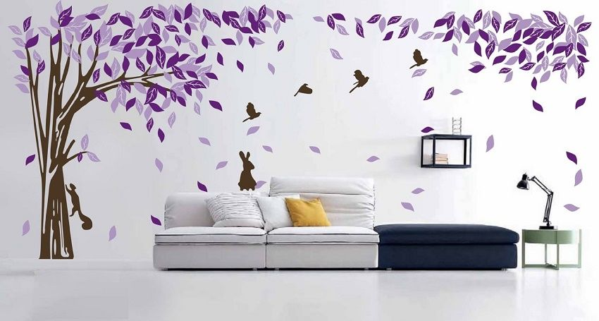 Ideas Creativas Para Decorar Una Pared En Blanco
