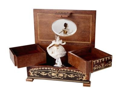 How To Build A Rotating Music Box