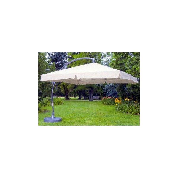 Parasol Sun Garden Giro 360 Grados.Medidas 320x320 Con Base Incluida