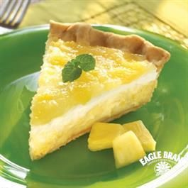 Creamy Pineapple Pie Pineapple Dessert Recipes Favorite Pie Recipes Pineapple Cheesecake