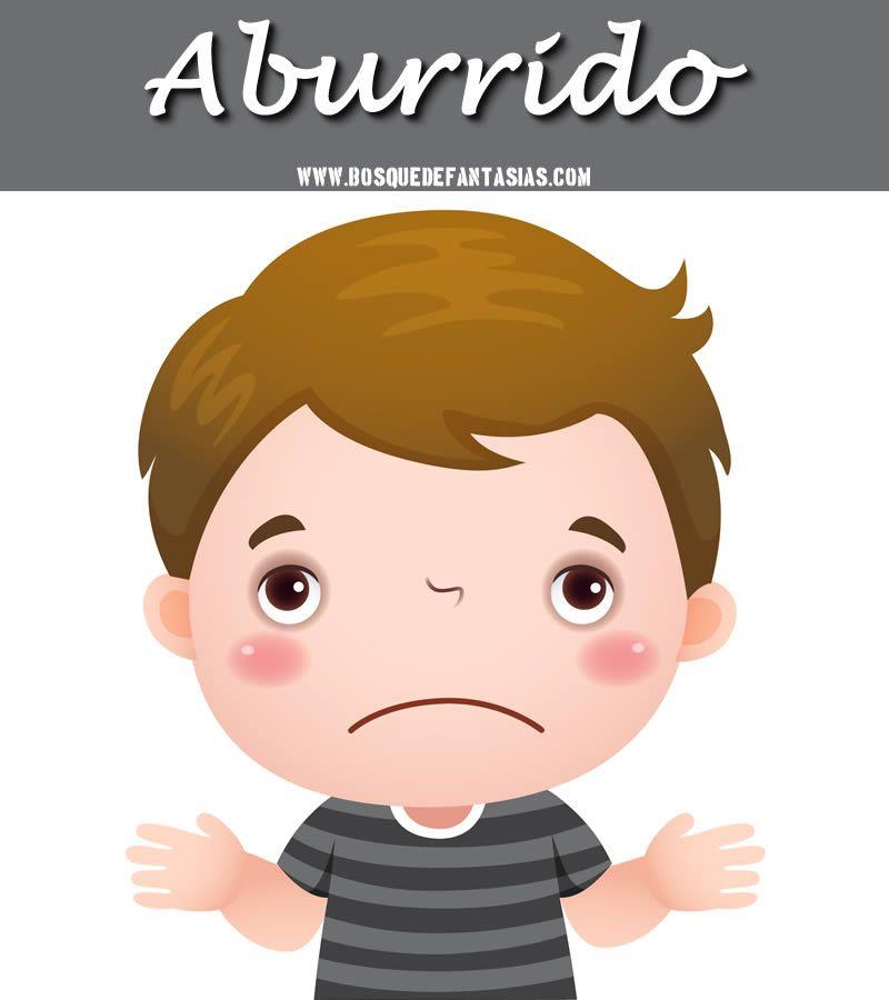 Https Juegosinfantiles Bosquedefantasias Com Wp Content Uploads 2016 09 Dibujos De Emociones Jpg Las Emociones Para Ninos Emociones Preescolares Emociones