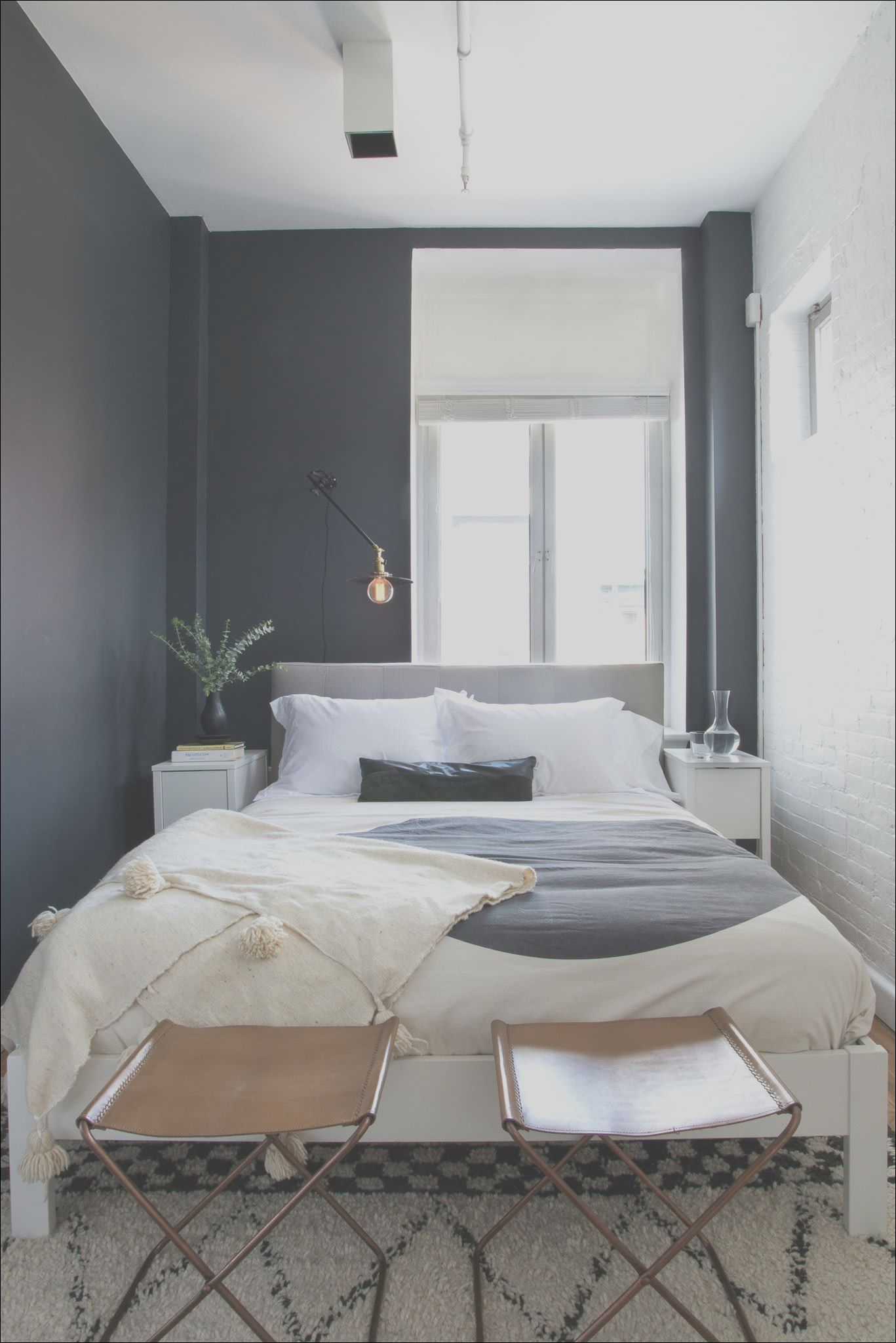 12 Adorable Bedroom Design Apartment Collection In 2020 Apartment Design Small Bedroom Affordable Bedroom