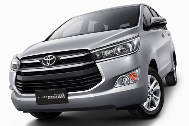 10 Images 2016 Toyota Innova Officially Revealed Toyota Innova Upcoming Cars New Cars