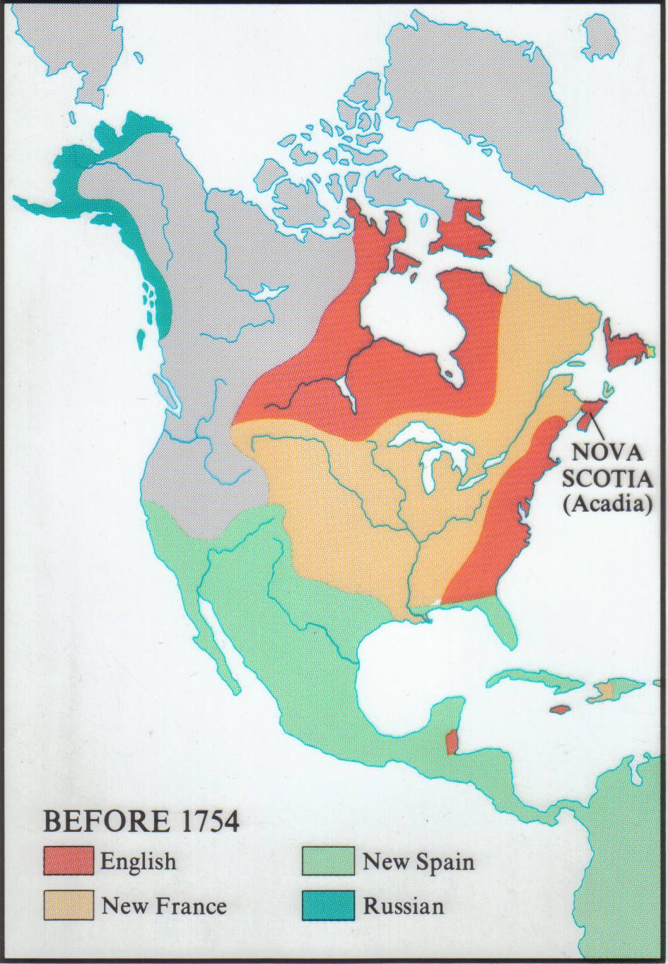 North American Colonies Outline Map Google Search Teaching - Google map america east coast