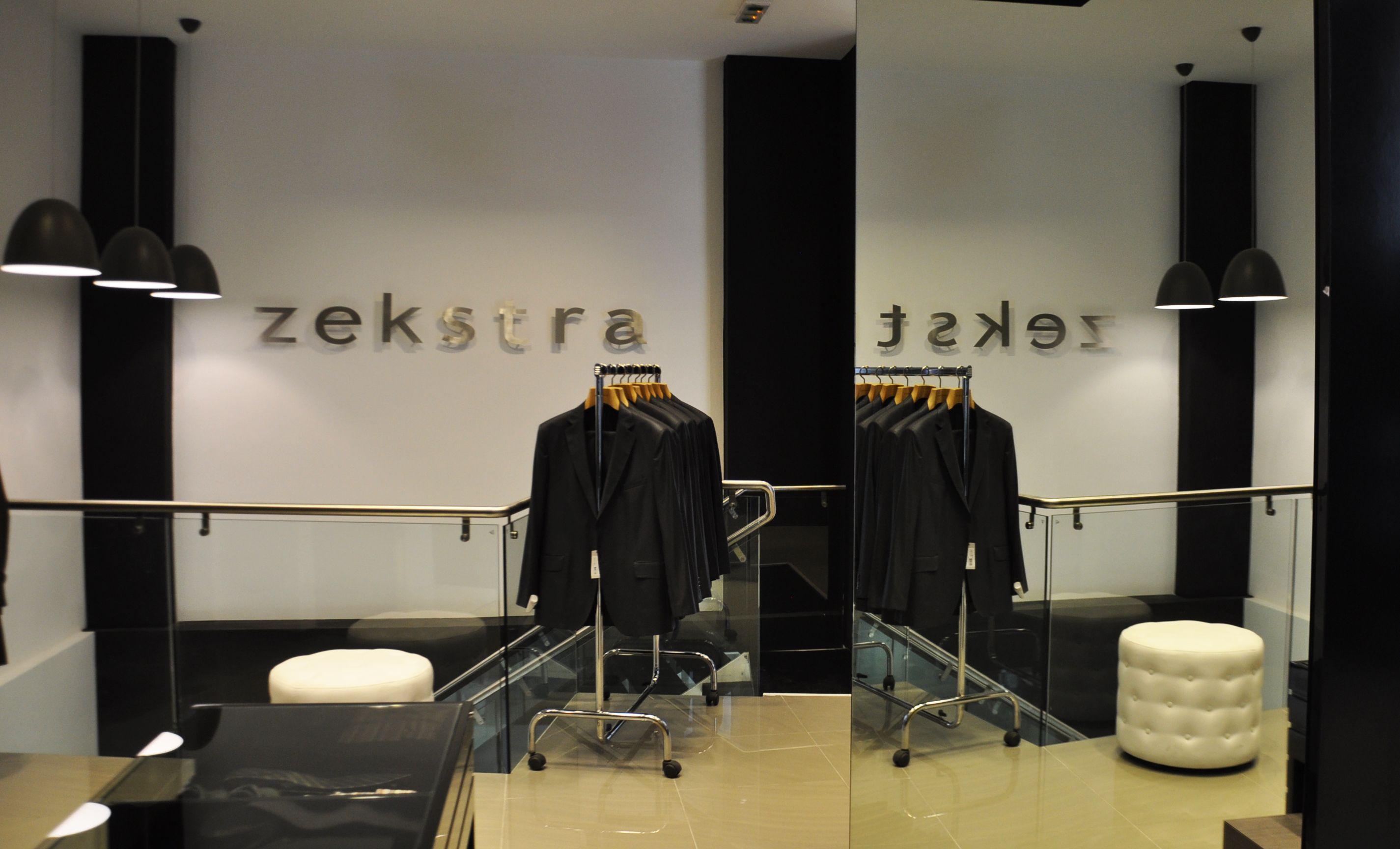 Zekstra Knez Mihailova Street Belgrade Home Decor Decals Fashion Store Design