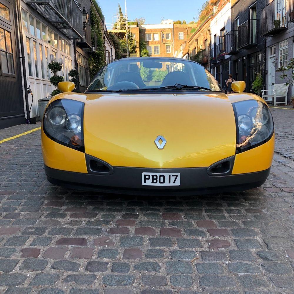 Renault Spider: EBay: 1997 Renault Sport Spider