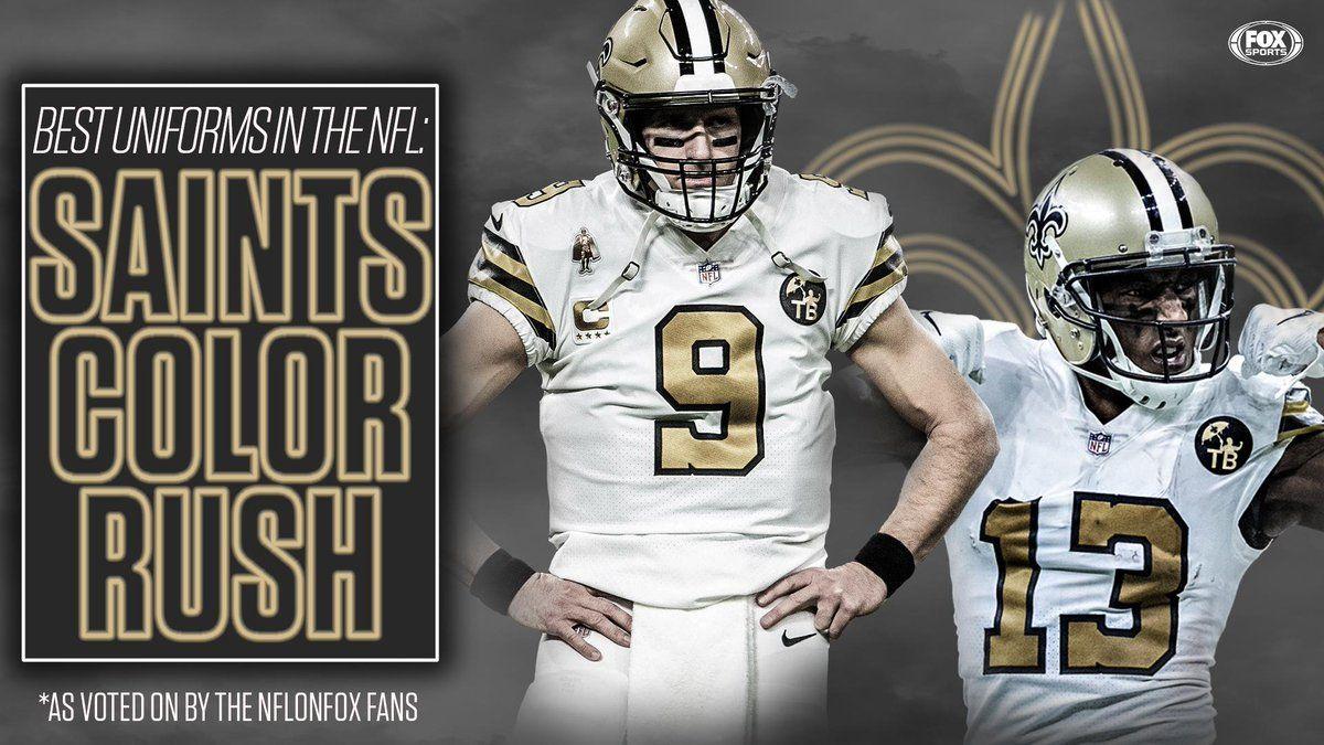 b7350a45 FOX Sports: NFL on | WhoDat!! ♥♥ My Saints | Fox sports, Color ...