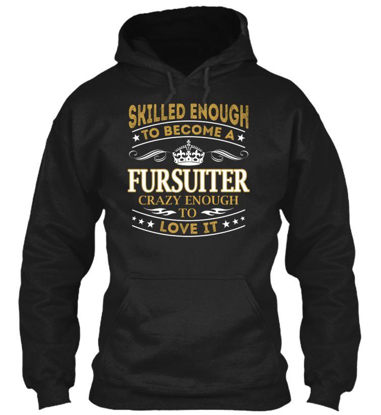 Fursuiter - Skilled Enough