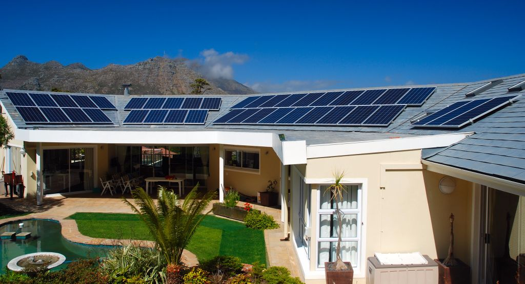 10kw Solar Hout Bay Cape Town South Africa Solar Hout Bay Roof Solar Panel