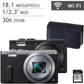 Panasonic LUMIX ZS40 Digital Camera Bundle$299 onsale now COSTCO ...