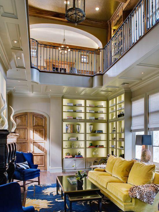 16 große Wohnzimmer Design und Dekor Ideen mit Samt Möbel   neuedekorationsideen   Wohnzimmer ...