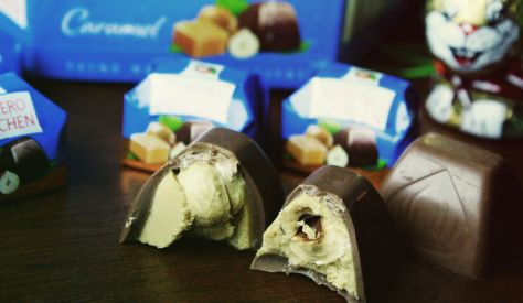 FERRERO Küsschen Caramel – Limited Edition