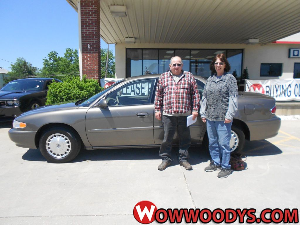 Rhonda and Steve Coin from Wheeling, Missouri purchased