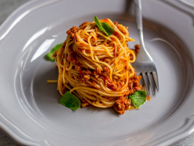 Guaranteed to get you laid - Spaghetti Bolognese - Mihai Petrișor