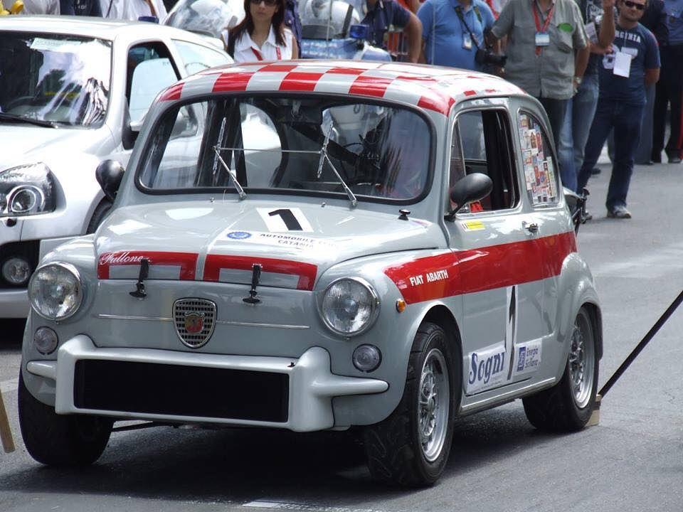 Fiat Abarth 850 Tc Replica Coupe 2 Door