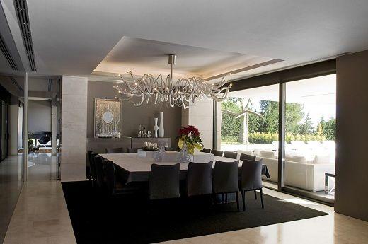 Casa unifamiliar moderna viviendas unifamiliares for Casas prefabricadas de diseno joaquin torres