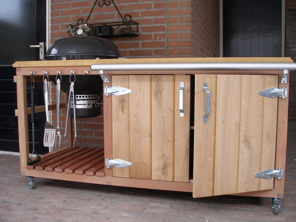 Meuble Barbecue Pin Van Yesecart Op Grilling Espace Barbecue Barbecue