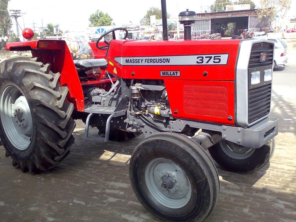 Massey Ferguson 375 tractors $11400~$12000