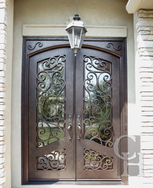 Iron Double Door Clark Hall Iron Doors Charlotte Nc I Got It