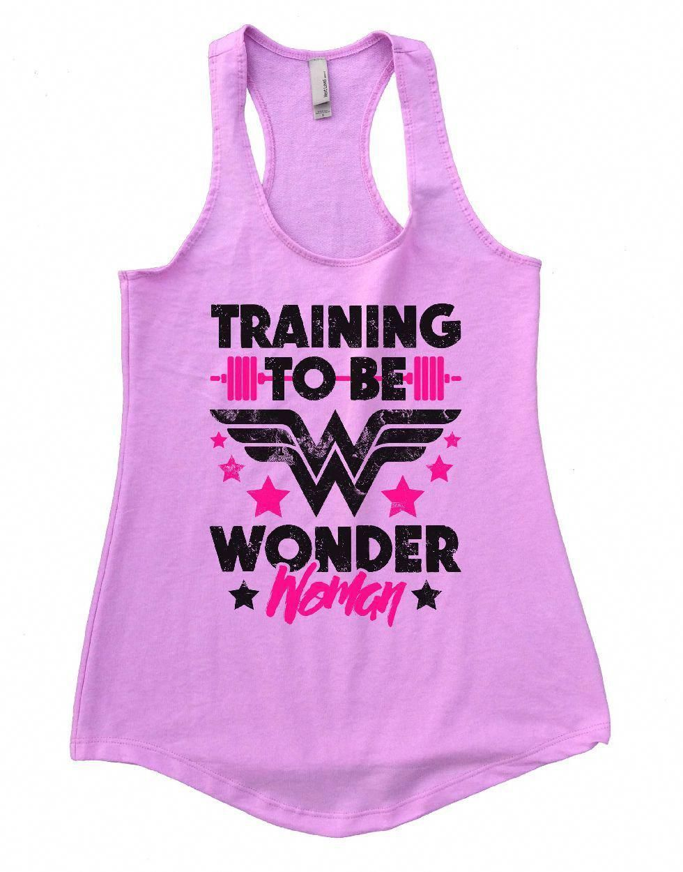b4bf3867914fef TRAINING TO BE WONDER Woman Womens Workout Tank Top  WorkoutClothingWomen s