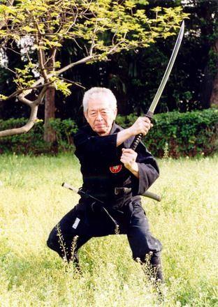 Masaaki Hatsumi, Bujinkan, Taijutsu, Ninjutsu, Ninja, Japan ...