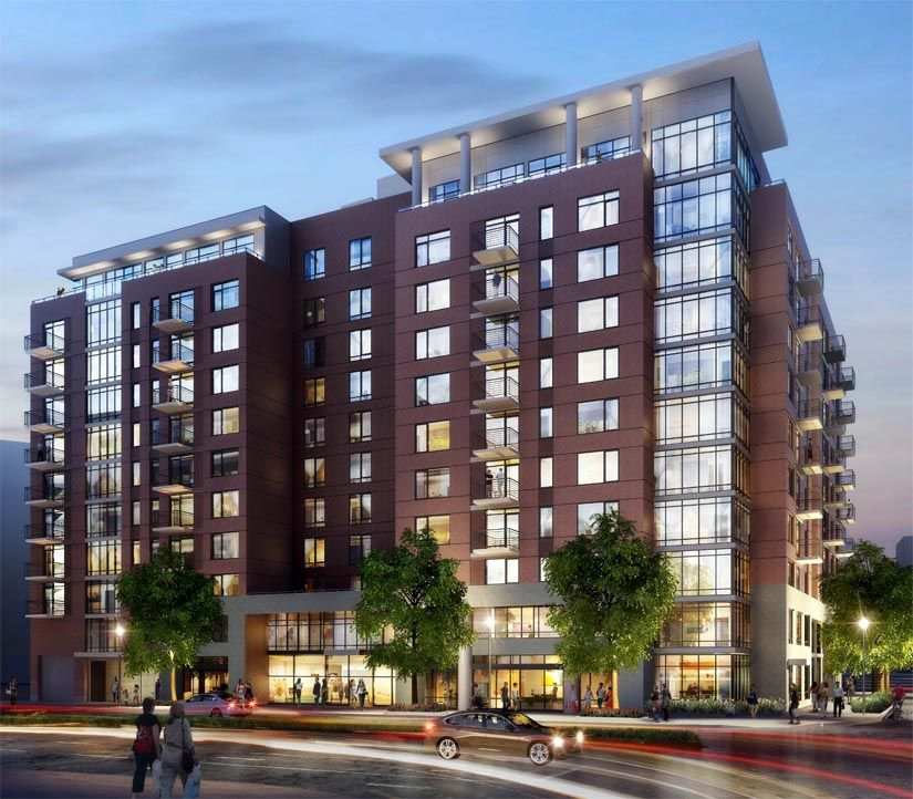 Bethesda Maryland Office Building Converted To Condos