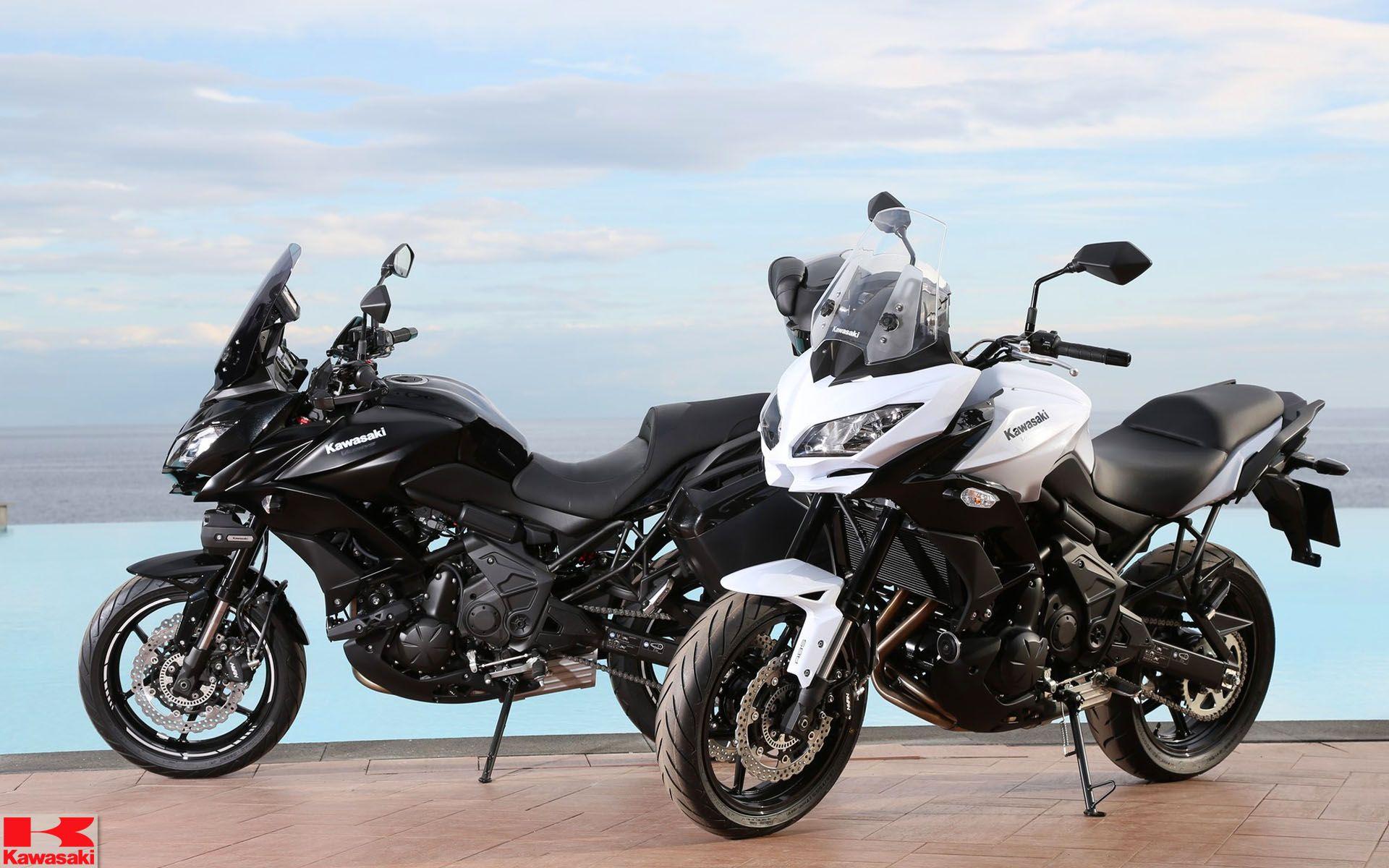 2015 Kawasaki Versys 650 LT HD Wallpaper