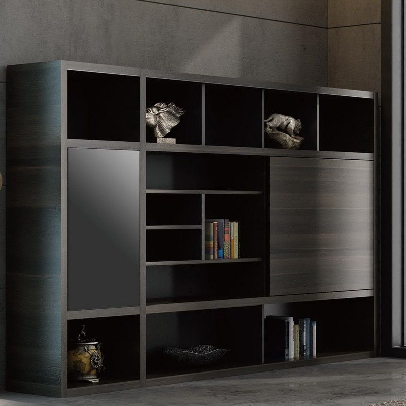 Top Selling Modern Design Filing Cabinet Office Furniture Wood