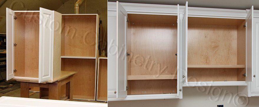Image result for frameless cabinet construction methods ...