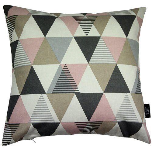 Vita Cotton Cushion Mcalister Textiles Size 43 X 43cm Colour