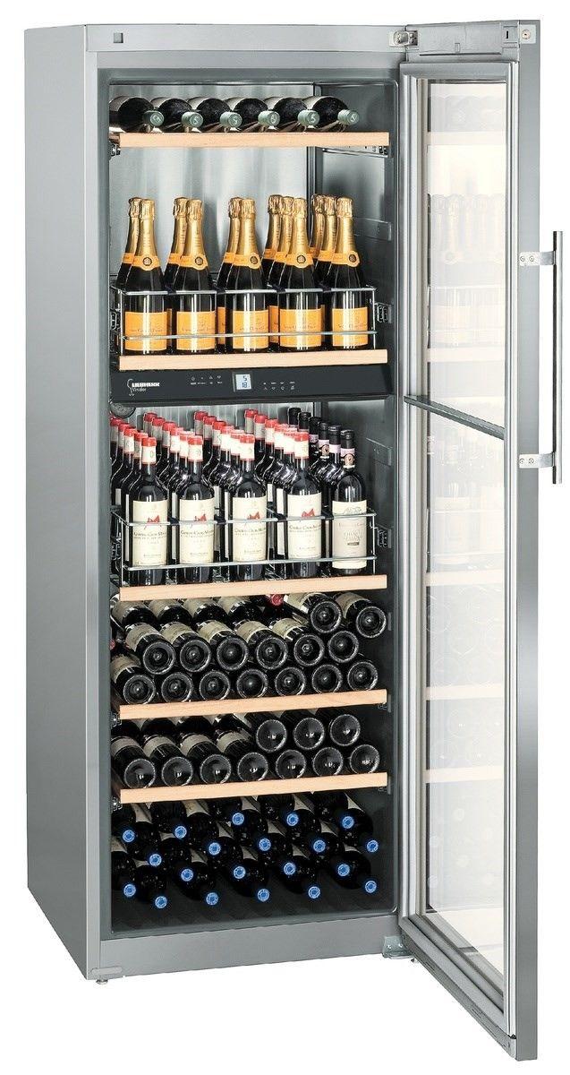 Liebherr Wtpes 5972 Vinidor Wine Cooler Wine Cooler Wine Fridge Wine
