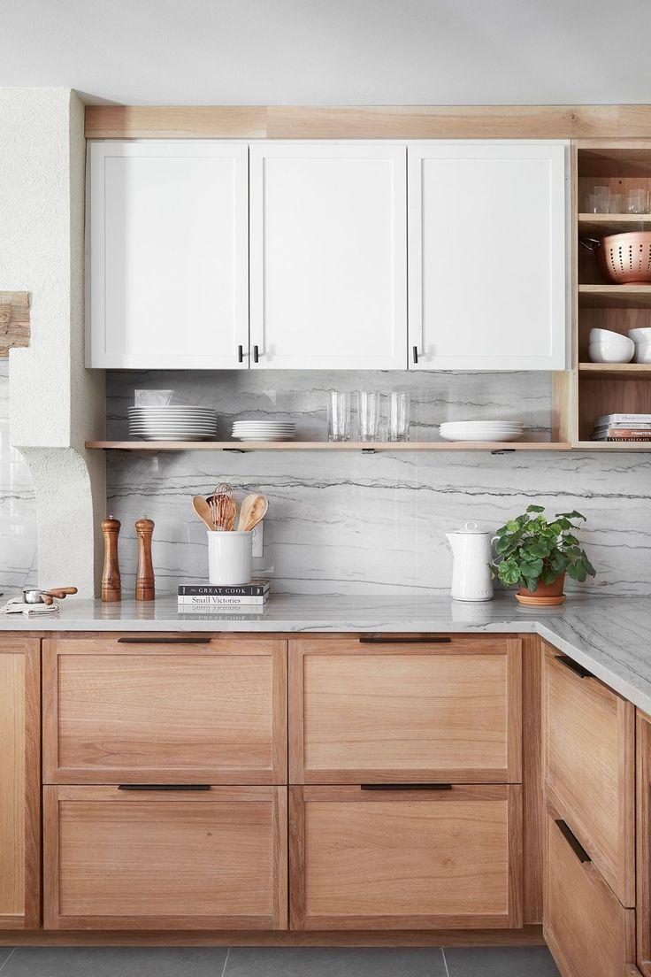 1960s Kitchen Remodel Before After: 16+ Elegant Rustic Kitchen Remodel Before And After Ideas