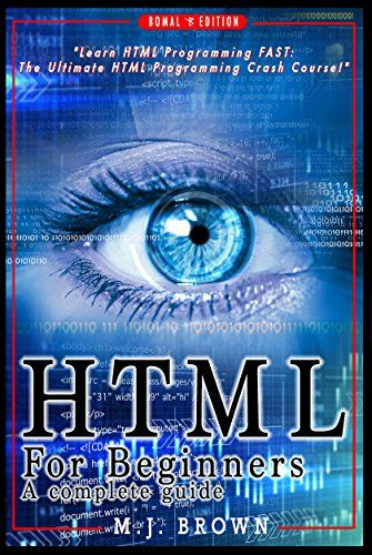 HTML HTML5, JavaScript and jQuery - Learn HTML Programming FAST