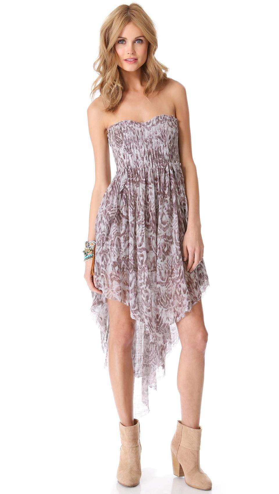 Free People Summer Daze Tube Dress I Have This Dress And I Love It It Was Perfect For Puerto Rico Tube Dress Pretty Mini Dresses Short Dresses Casual [ 1702 x 960 Pixel ]