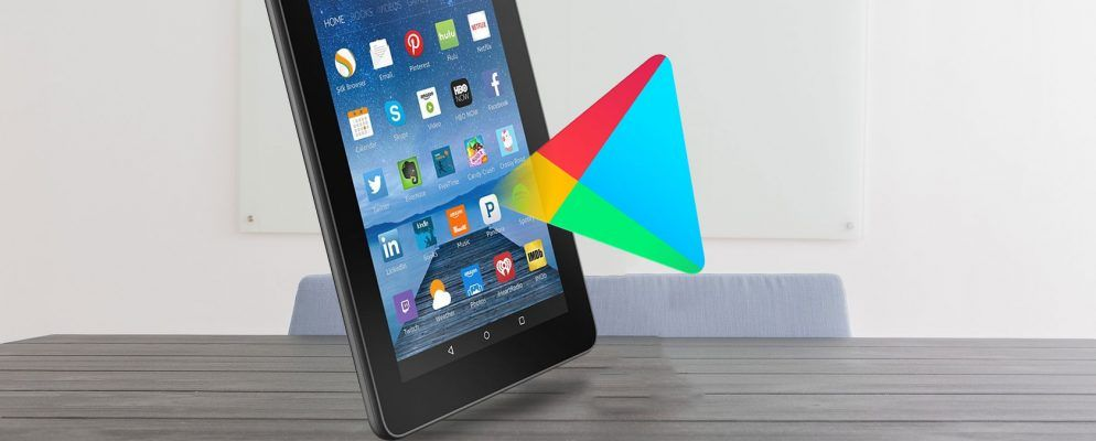 How To Install Google Play Store On Fire Os Amazon Fire Tablets Amazon Fire Tablet Fire Tablet Google Play Store