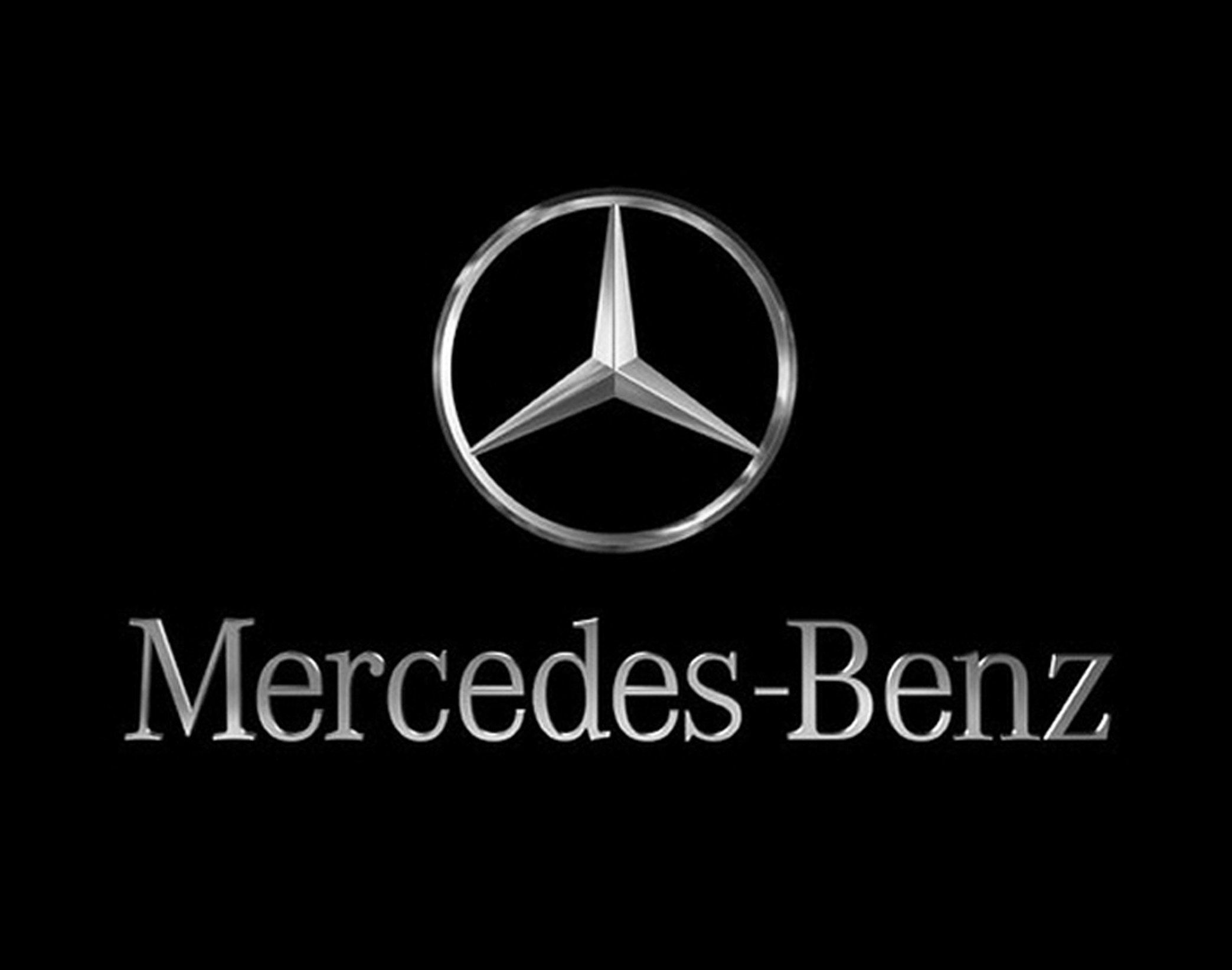 50-year Mercedes-Benz Company Poster Print