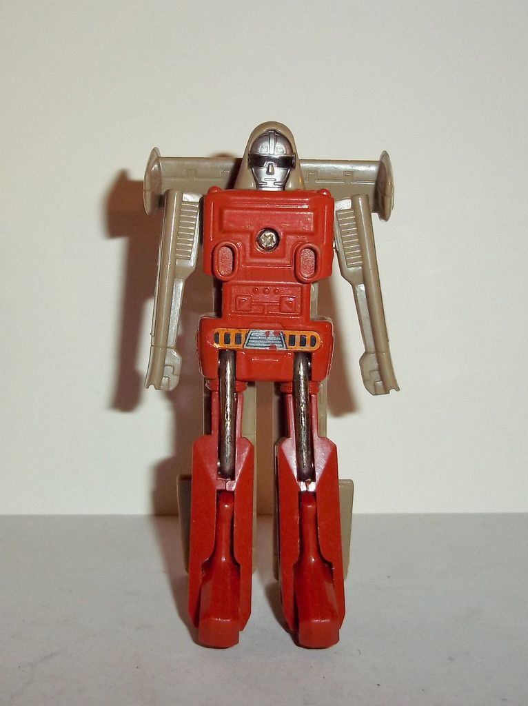 gobots WATER WALK complete vintage tonka MR31 machine