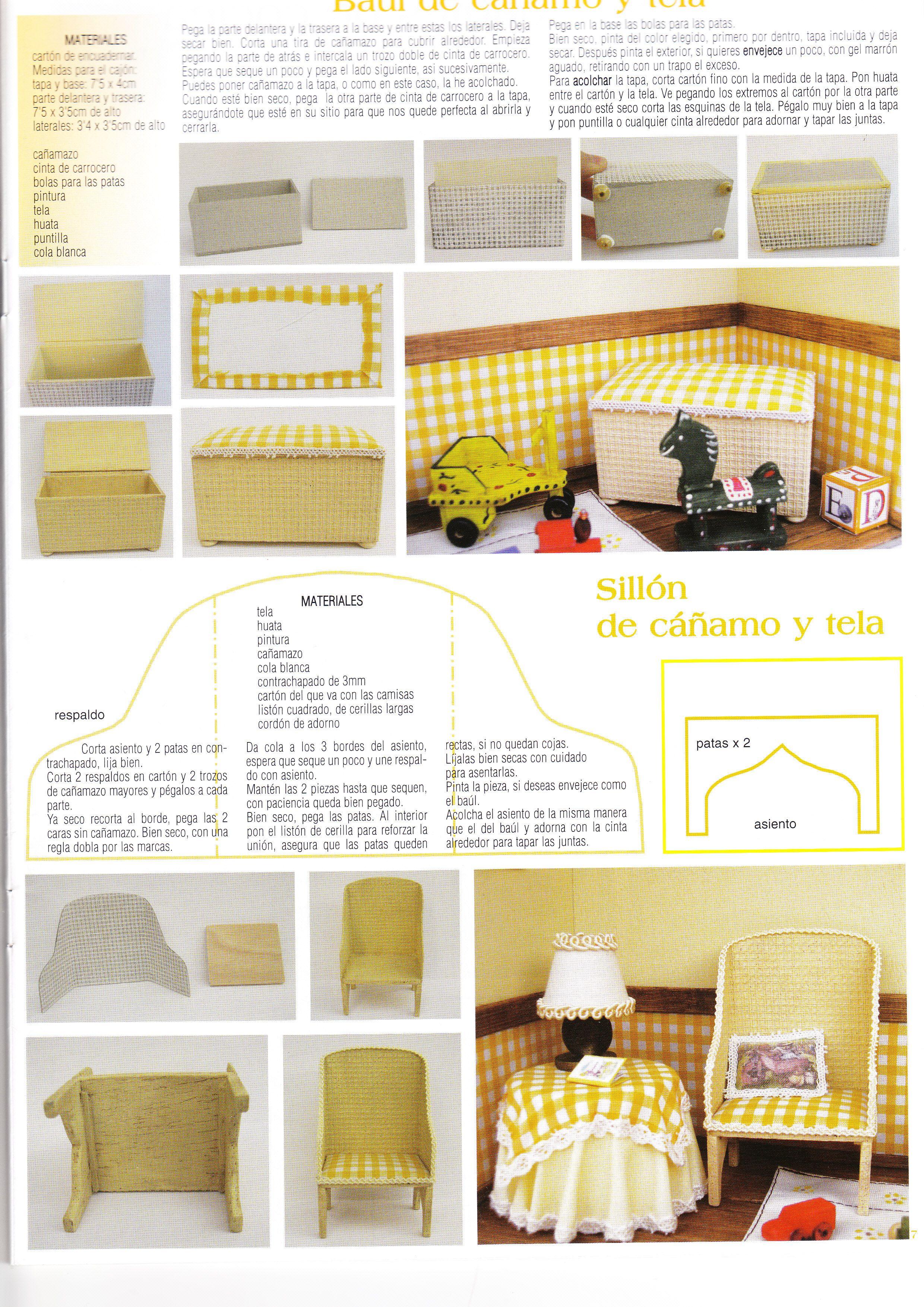 Escena bebé y tutoriales muebles | cuarto bebé | Pinterest | Escena ...
