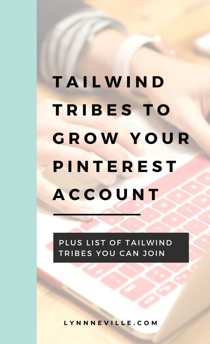 If you want to expand your reach on Pinterest, you'll want to join Tailwind Tribes. Tribes not only...