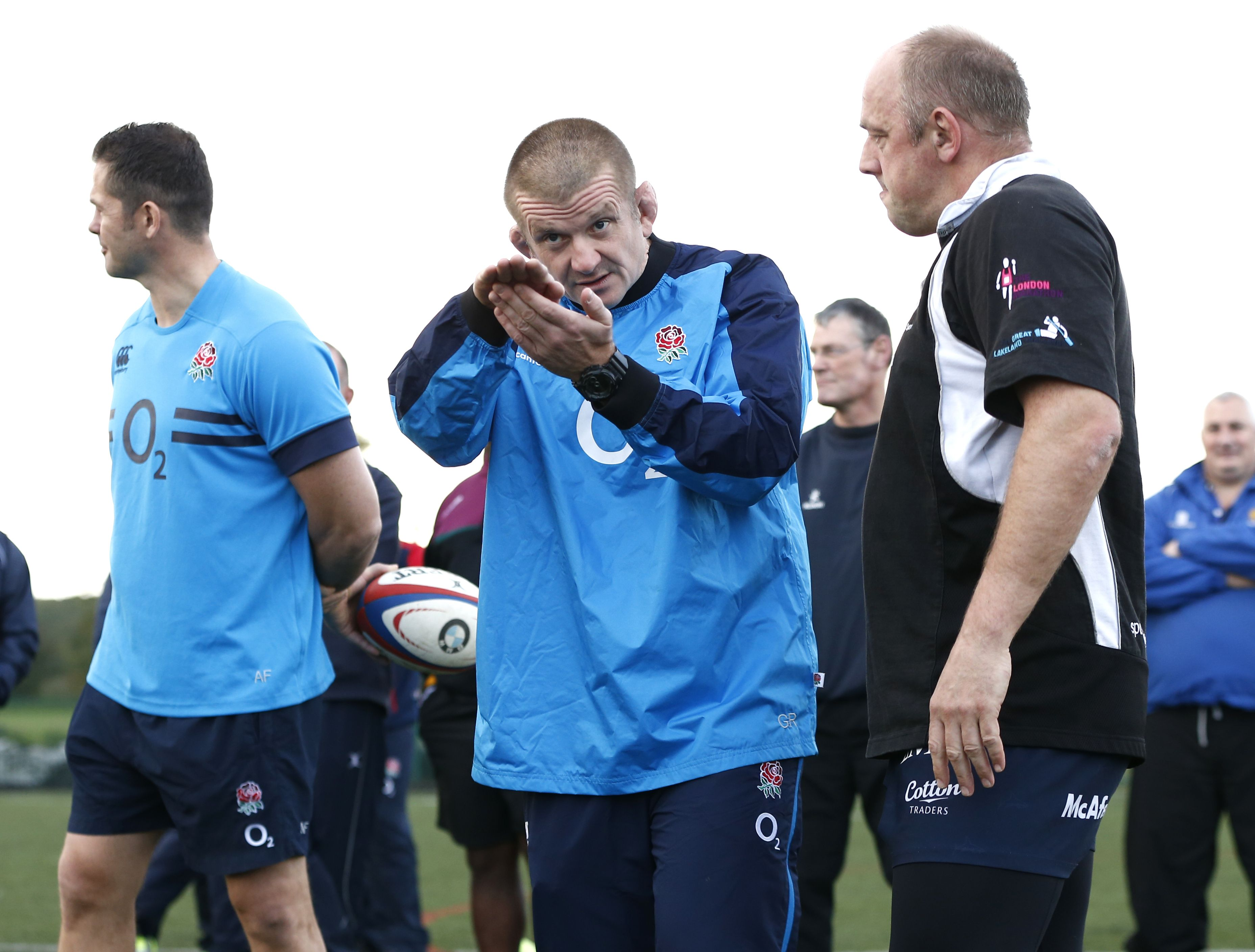 BMW Rugby - Coaching the coaches
