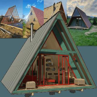 Family Tiny House Plans Barbara