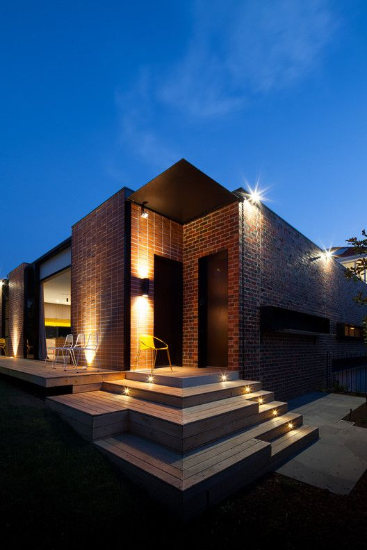 Three Parts House,© James Coombe