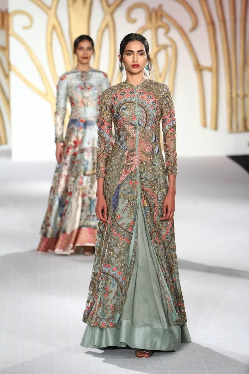 Dream Noveau by Varun Bahl | India Couture Week 2017 | indian ...