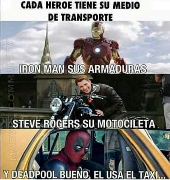 Memes Para Los Lunes Quot Inicio De Semana Quot Marvel Memes Funny Marvel Memes Superhero Memes