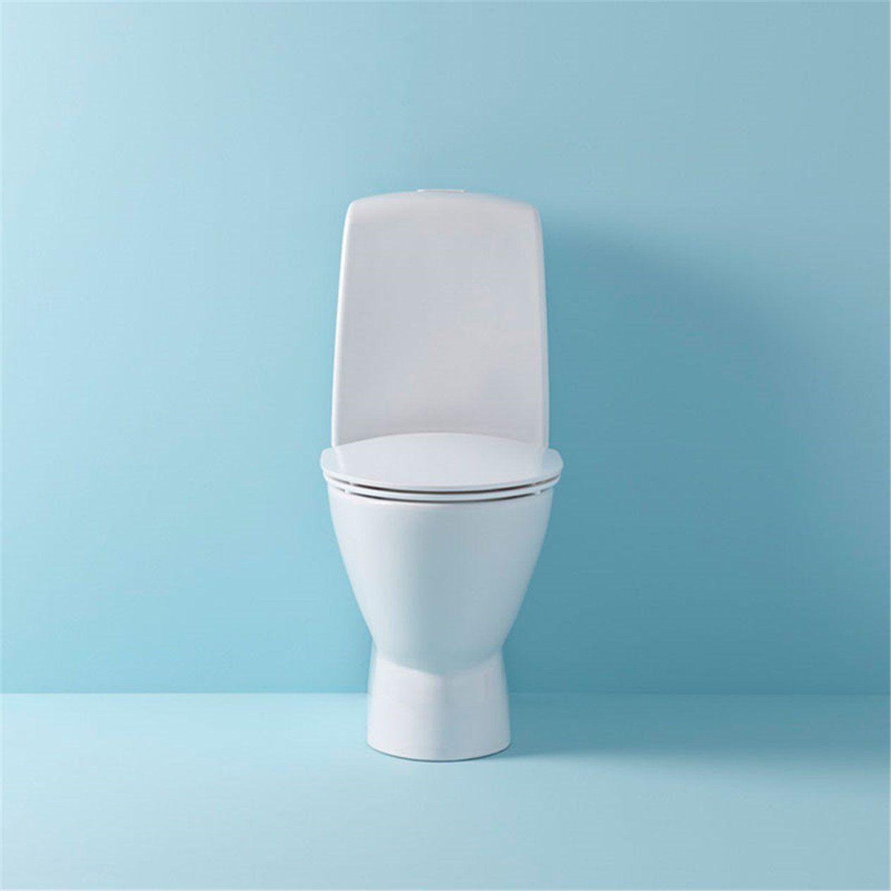 Toalettstol Ifö Spira Art 6240 Rimfree 6143531 | Idéer för hemmet ...